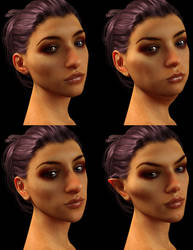 Faces G3F Custom