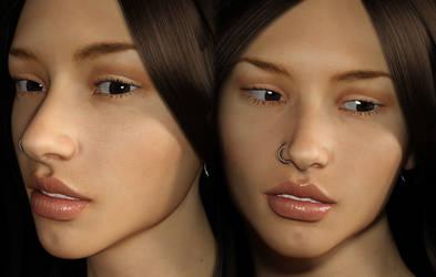 Custom Face 6