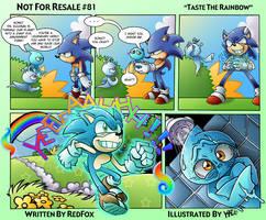 NFR 81 - Taste The Rainbow by KaiThePhaux