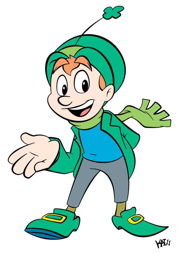 Image Result For Leprechaun Coloring Pages