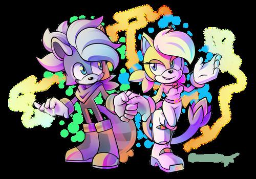 POP!  Tanza and Solen