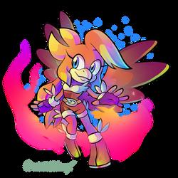 POP!  Phox the Phoenix