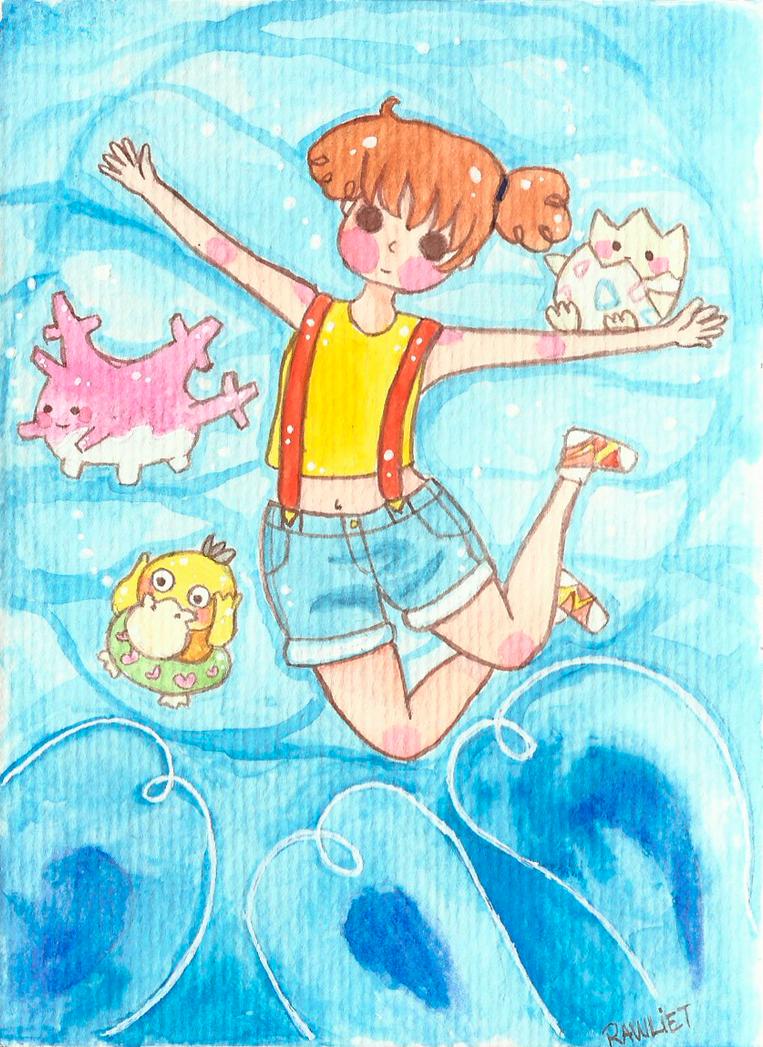 Pokemon by Rawliet