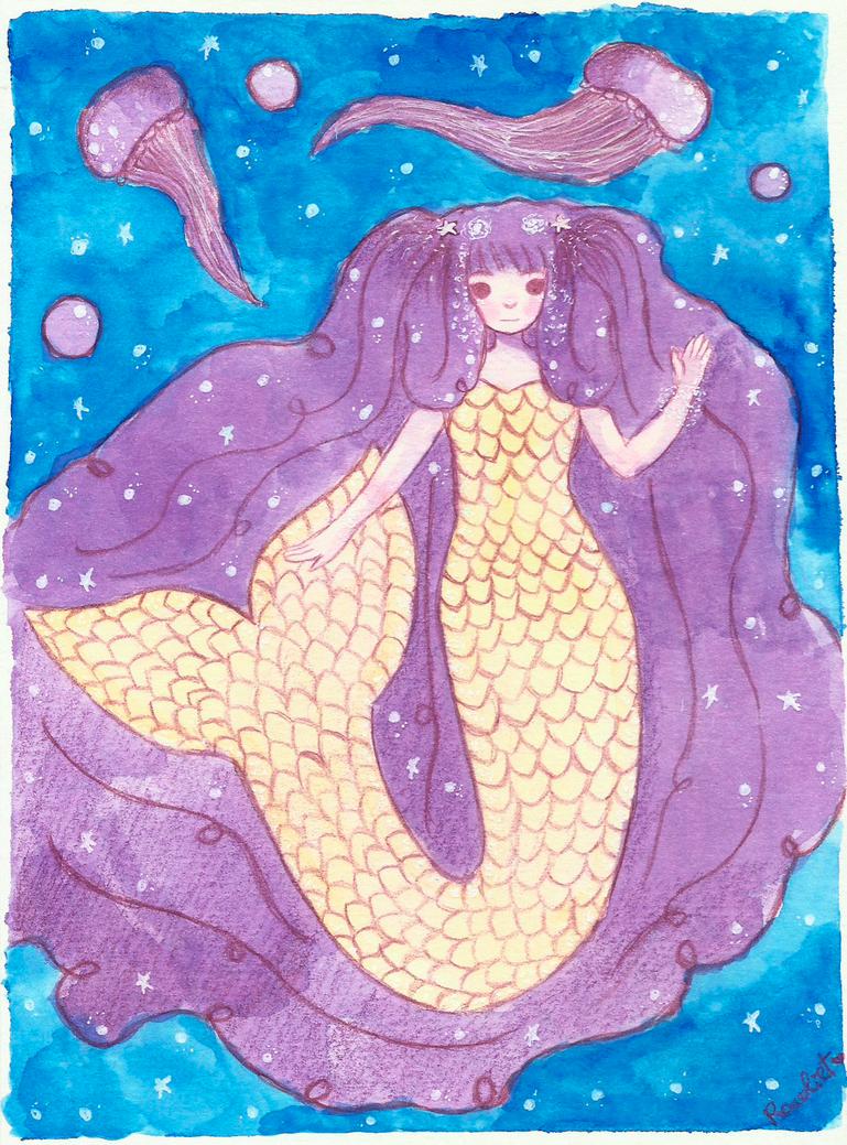 Mermaid by Rawliet