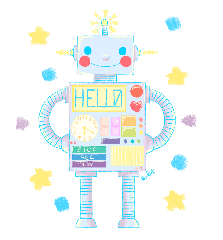Robotto by Rawliet