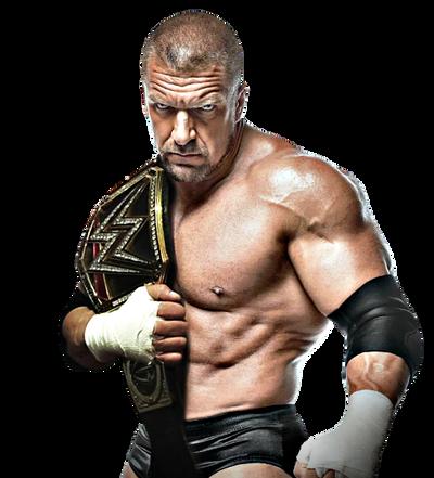 Triple H - WWE WHC 2016 Render. by LunaticDesigner on ...