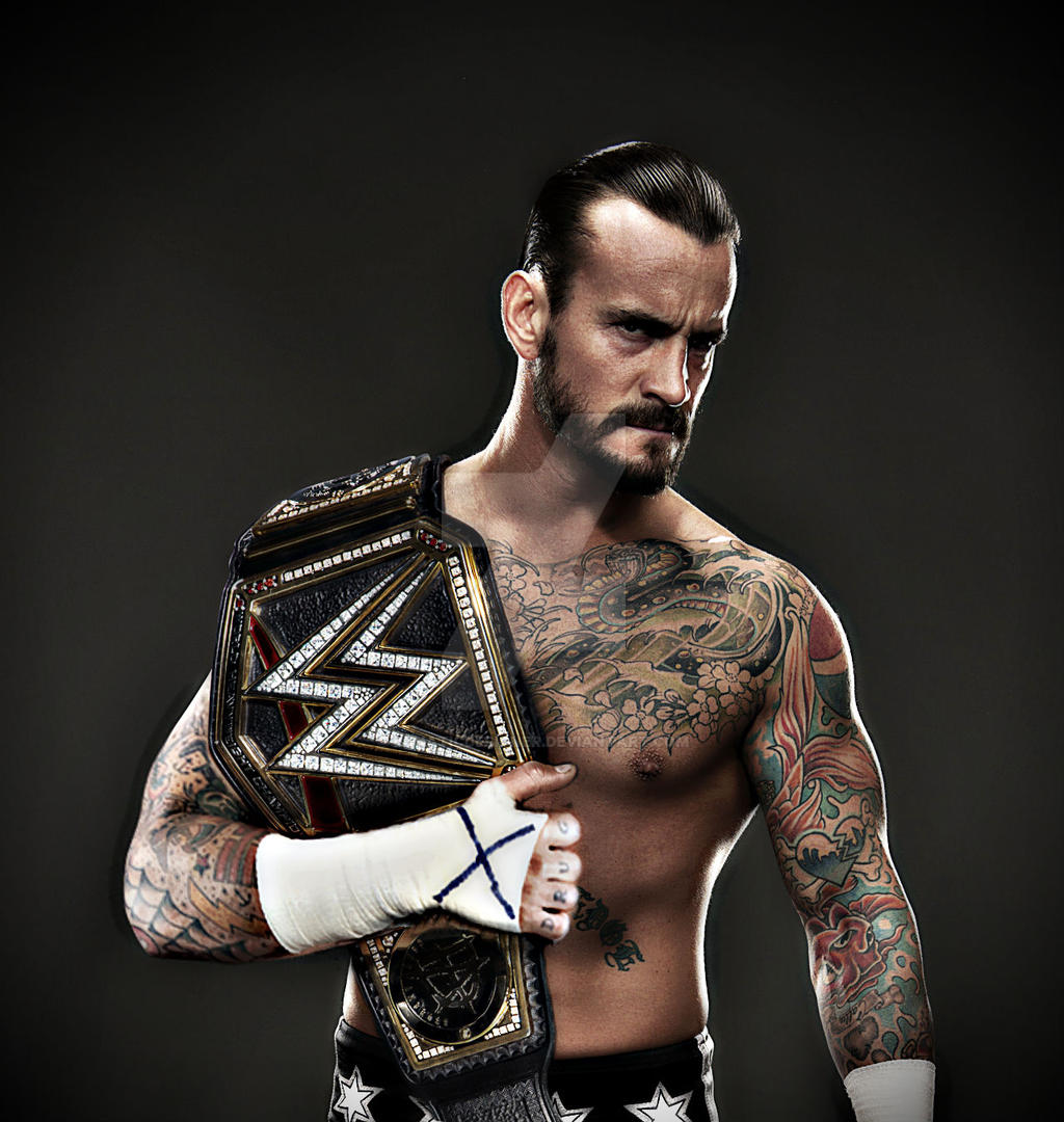 cm punk wwe world champ 39 16 by lunaticdesigner on deviantart. Black Bedroom Furniture Sets. Home Design Ideas