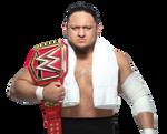 Samoa Joe Universal Champion 2019
