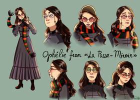 Ophelia from La Passe-Miroir