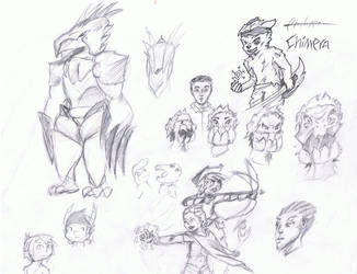 Sketches (6/6/2015)