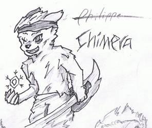 Buffalo Wizard fan art: Chimera