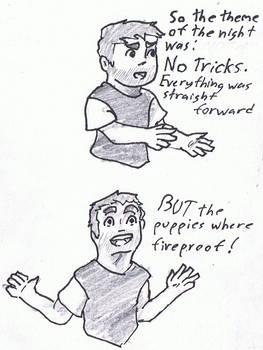 Rob logic, best logic (Buffalo Wizards)