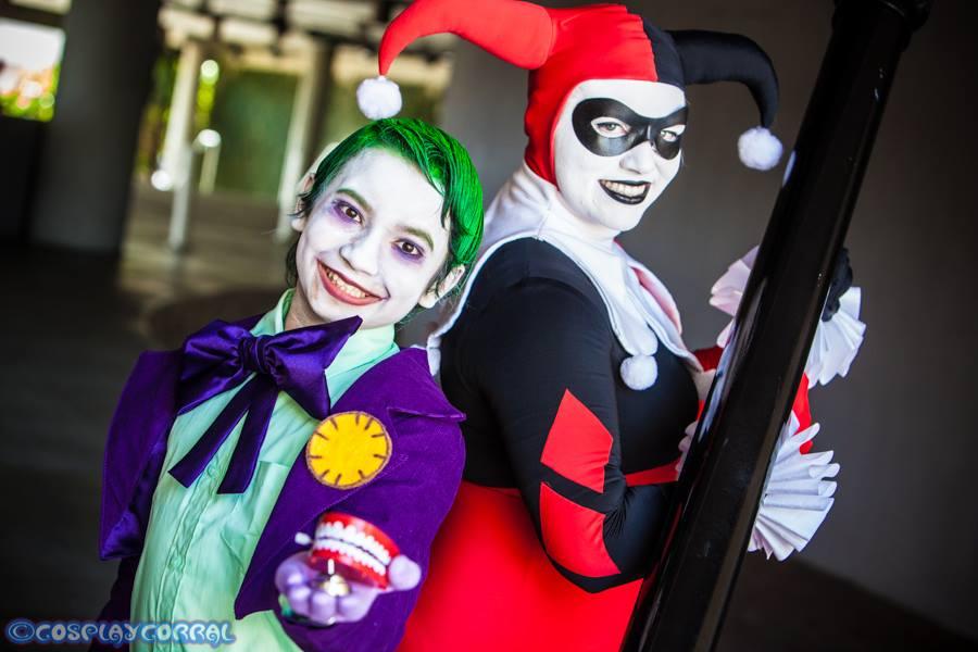 Joker Jr. and Harley Quinn 16 by Lady-Ha-ha