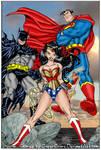 Batman Wonder Woman Superman 1