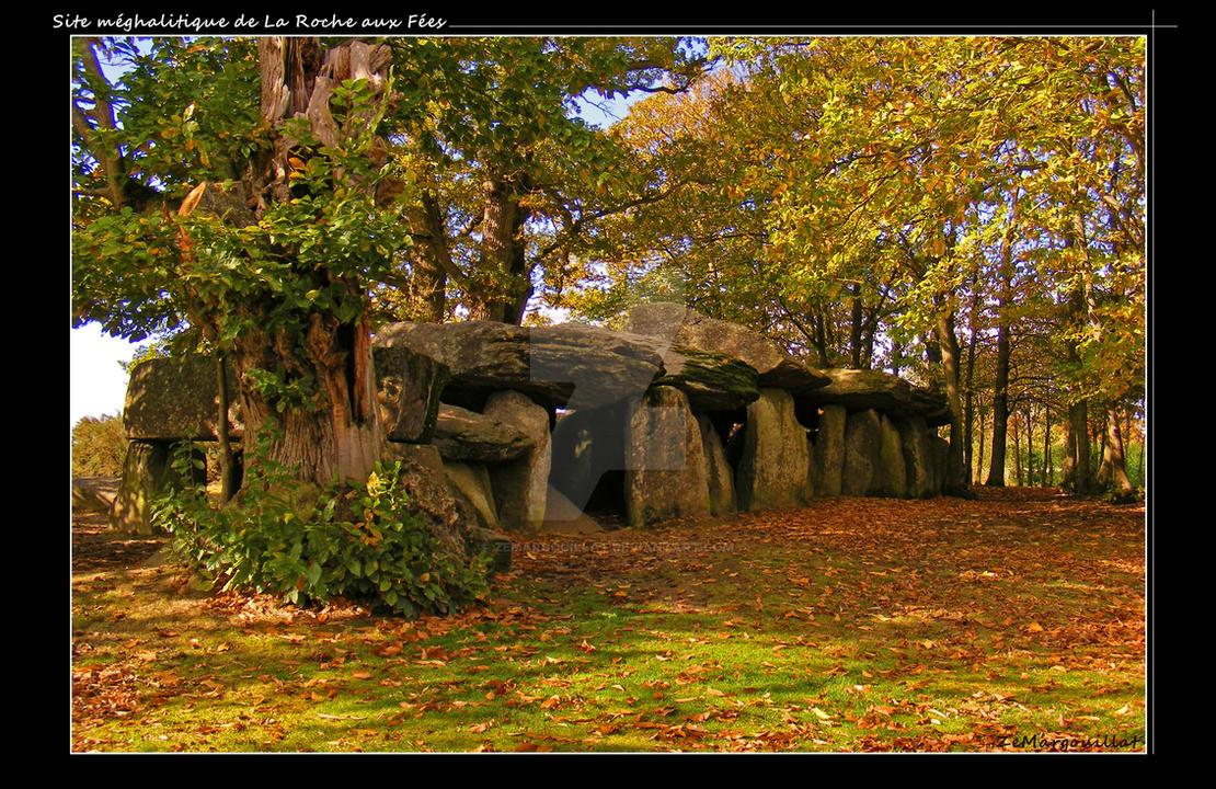 La roche aux fees by ZeMargouillat