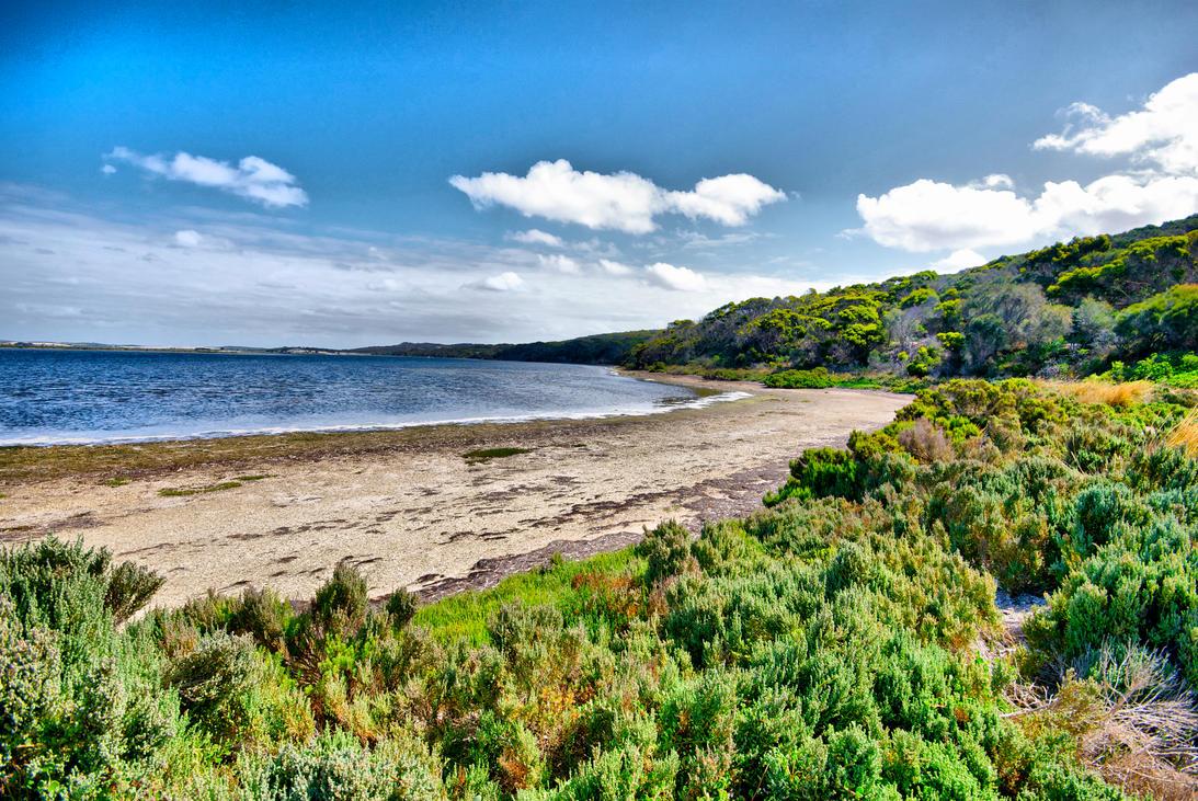 Kangaroo Island Shore III HDR by dantordjman