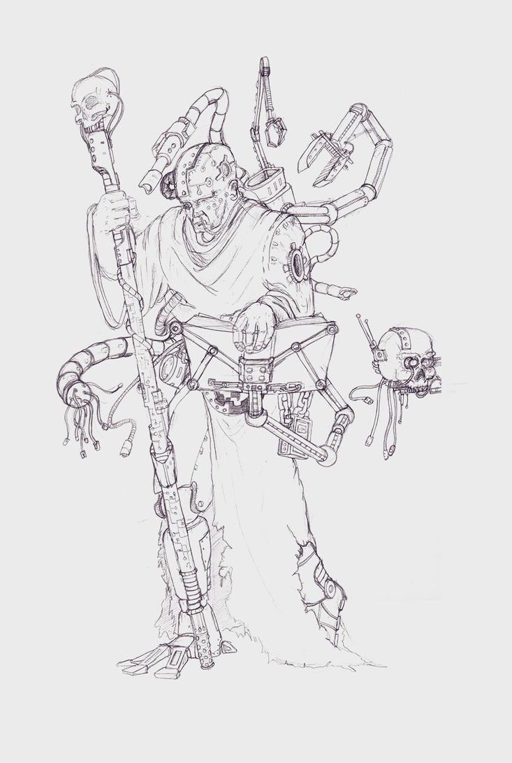 Adeptus-Mechanicus by winterfluss