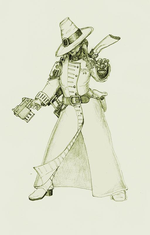Female-inquisitor by winterfluss