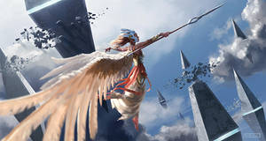 PINDURSKI MtG-Angel
