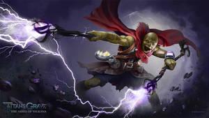 Titansgrave: S'lethk'k by pindurski
