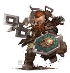 Pathfinder: Dwarf
