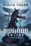Bushido Online Book Cover Design