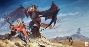 Pathfinder RPG: War For The Crown 3 halfpage