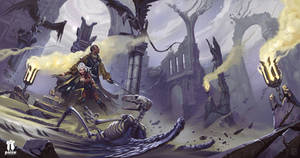 Pathfinder - War for the Crown - cover art