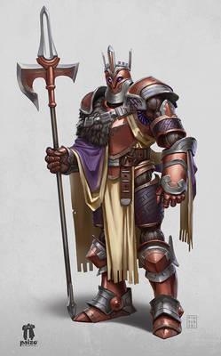 Pathfinder - First Emperor Taldaris