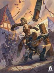 Pathfinder: Martial Arts Handbook
