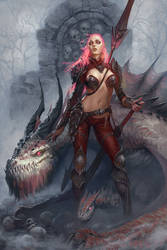 ELF AND DRAGONS - REDUEX