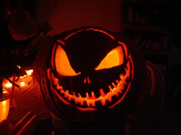 Jack Pumpkin King by RedKymaera