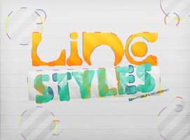 //Line-Styles
