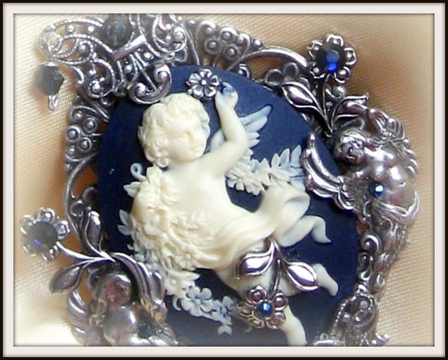 Baroque as Blue by JuleeMClark