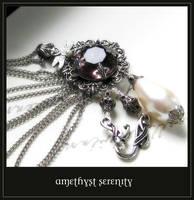 Amethyst Serenity by JuleeMClark
