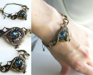briony bracelet by JuleeMClark