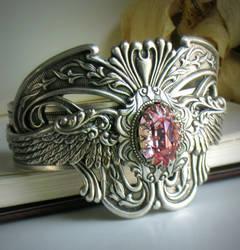 angelique cuff by JuleeMClark