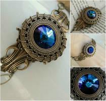 Hestia Bracelet by JuleeMClark