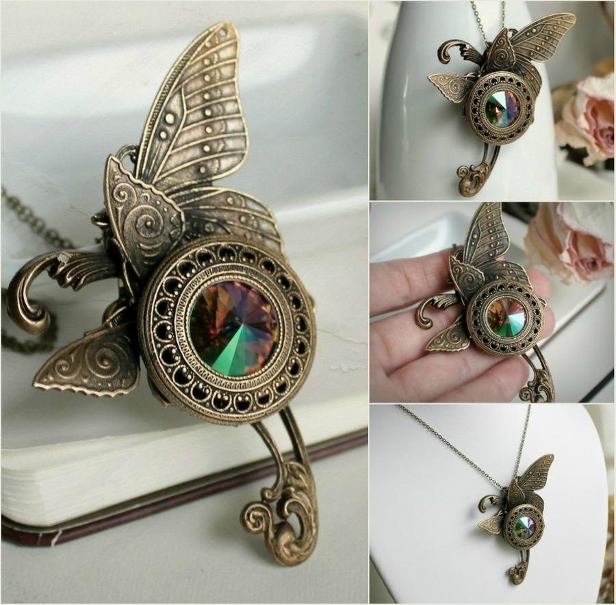 Inspiracion: Trajes y complementos de Mujer Butterfly_arabesque_by_harlequinromantics-d4ocels