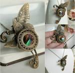 butterfly arabesque