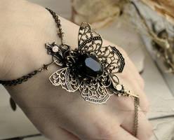 black mariposa by JuleeMClark