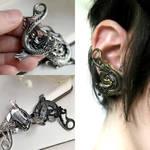 irezumi earcuff