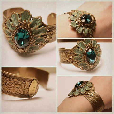 mermaid bracelet by JuleeMClark