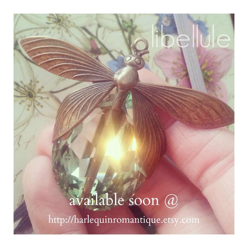 libellule by JuleeMClark