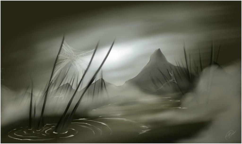 Black Bog Test by JuleeMClark