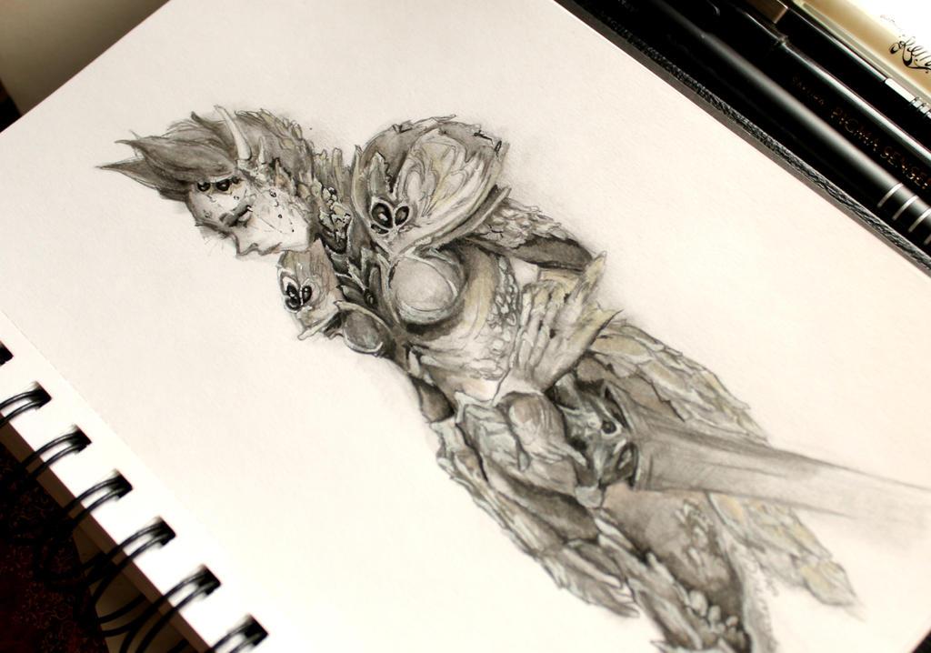Dragon Kin No 1 by JuleeMClark