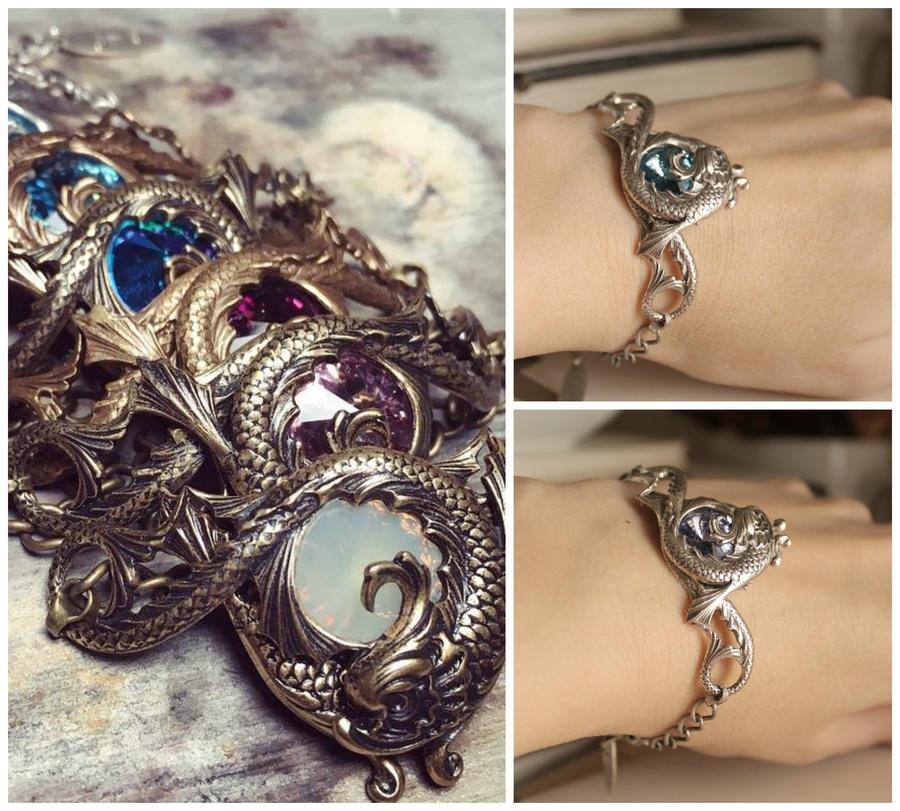 Affinity Bracelets by JuleeMClark