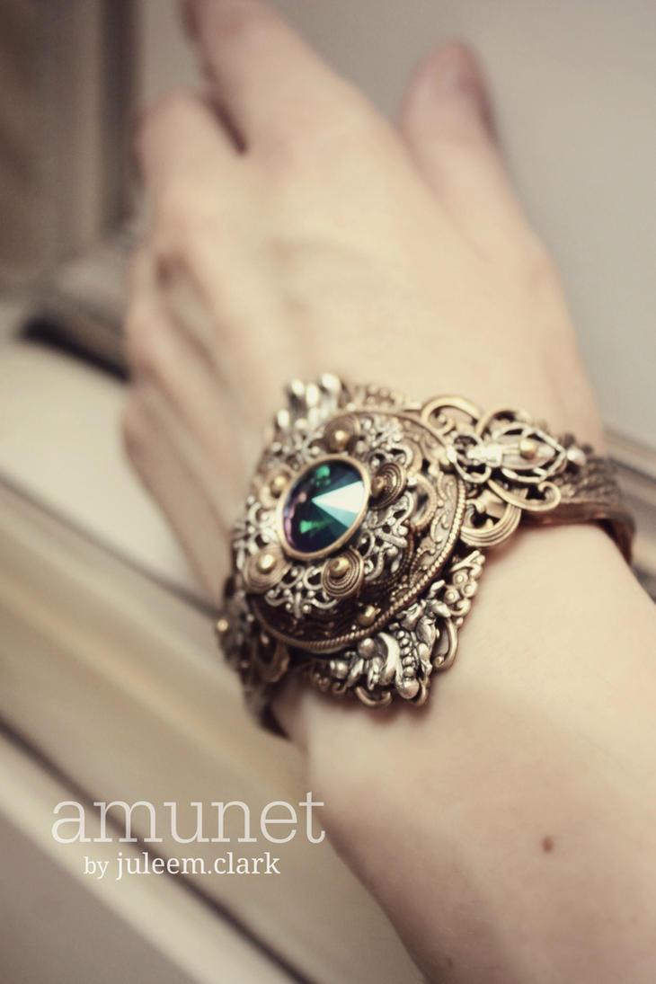 Amunet II by JuleeMClark