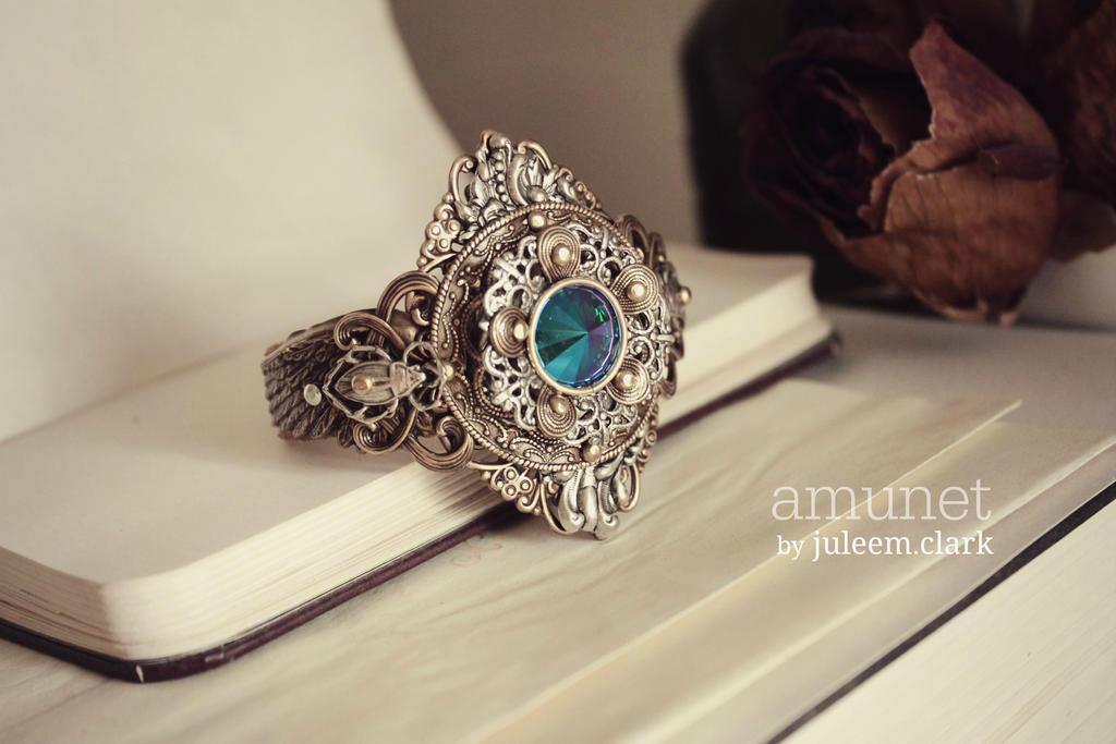 Amunet III by JuleeMClark