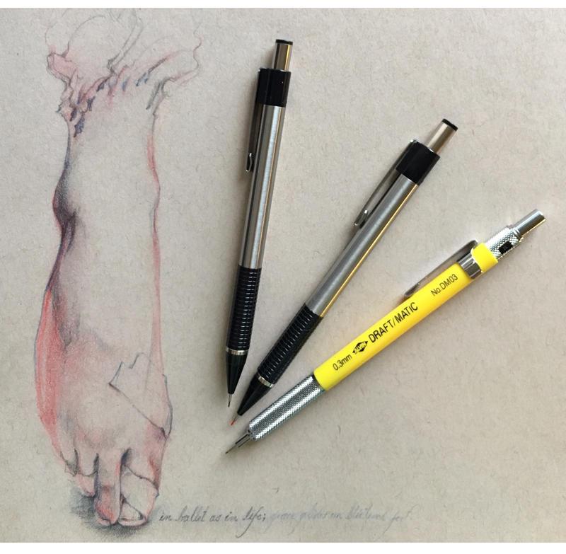 dancer's feet by JuleeMClark